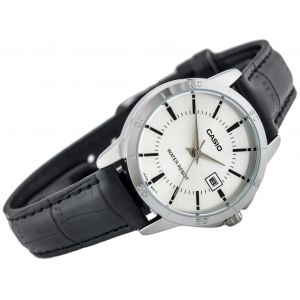 Часы Casio silver white 10
